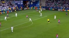 Supercopa de Europa 2018: Gol de Diego Costa (2-2) en el Real Madrid 2-4 Atlético