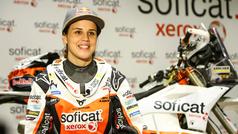 Laia Sanz, ante su Dakar más duro