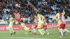 Copa del Rey (1/16, ida): Resumen y goles del Almería 3-3 Villarreal