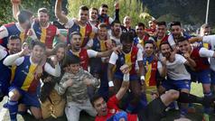 El Andorra le da una alegría a Piqué