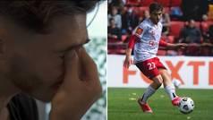 """""""Estoy cansado de esta doble vida: soy futbolista y soy gay"""""""