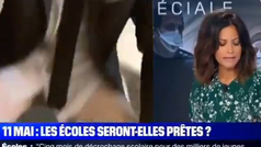 Zoom viral: ¿Por qué pillan defecando al Ministro Blanquer en plena entrevista?