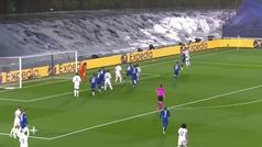 Gol de Benzema (1-1) en el Real Madrid 1-1 Chelsea