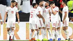 Copa Asia (octavos de final): Resumen y goles del Irán 2-0 Omán