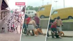 Un aficionado de los Tigres es herido por seguidores del Monterrey