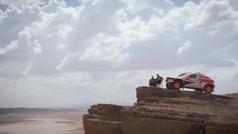 Isidre Esteve, listo para el Dakar