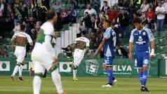 LaLiga 123 (J39): Resumen y goles del Elche 3-0 Tenerife