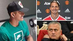 El día que Rojo se enfrentó a Ibrahimovic con Mourinho de por medio
