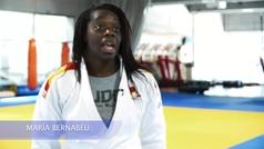 María Bernabéu, a por su tercera medalla mundial de judo