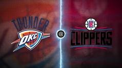 OKC 103-107 LA Clippers