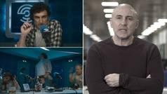 La entrevista de Maldini a los protagonistas de la serie 'Reyes de la noche'