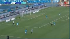 El Nápoles remonta (2-1) a una Juventus hundida sin Cristiano