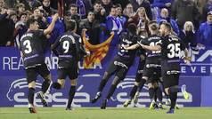 LaLiga 123 (J21): Resumen y goles del Zaragoza 0-2 Málaga