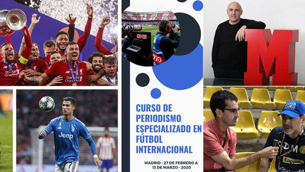 Un Curso con todas las estrellas del fútbol internacional