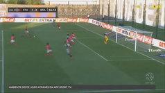 Otro gol de Trincao, otro gol de ilusión para el aficionado del Barça