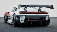 Mission R: 1.000 CV para el GT eléctrico de Porsche