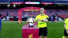 Copa del Rey (Semifinal vuelta): Barcelona 3-0 Sevilla