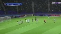 El doblete de Xavi ante Pakhtakor en la Champions asiática