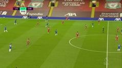 Premier League (J29): Resumen y gol del Liverpool 0-1 Chelsea