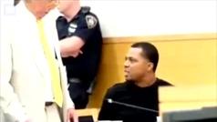 """El llanto del ex NBA Telfair al ser condenado a prisión: """"¡No me saquen de la sociedad!"""""""