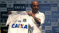 """Sampaoli: Sería bueno para Rodrygo quedarse un par de años más en el Santos"""""""