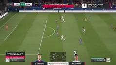 El zurdazo de Bale para el Madrid de Asensio en su goleada ante el Eibar