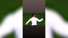 Jovic presume de haber marcado a los tres rivales del Real Madrid en Champions League