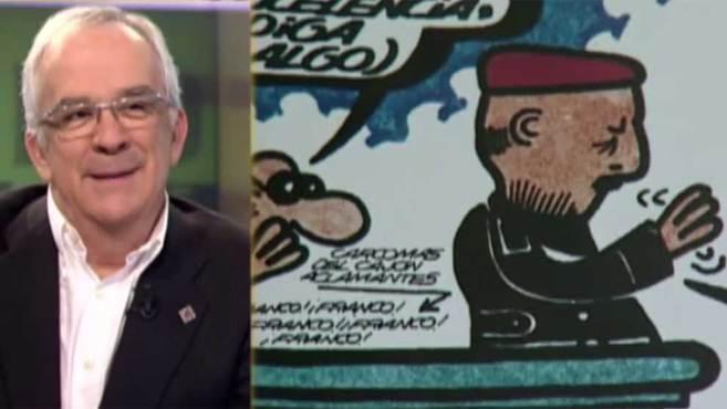 Muere Forges, el humorista gráfico a los 76 años - Marca.com