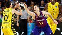 La exhibición defensiva del Barça que anuló al Iberostar... durante 32 minutos