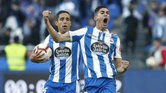 Liga 123 (playoff, semis): resumen y goles del Deportivo 4-2 Málaga