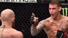 """Poirier insinúa que McGregor ha perdido su aura: """"Hoy vi otro luchador"""""""