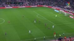Gol de Braithwaite (1-1) en el Barcelona 3-1 Leganés