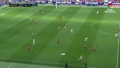 Gol de Oro (J23): Gol de Griezmann (1-1) en el Atlético 1-3 Real Madrid