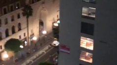 Gritos de Kobe, Kobe, Kobe en Los Ángeles