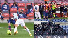 Lo que no viste del Clásico: la reacción de Messi al penalti de Ramos, el tobillo de goma de Modric