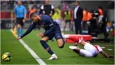 Los goles del Reims 3-1 PSG