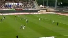 Lautaro Martínez ya ilusiona con el Inter: sólo necesitó 15 minutos para perforar la portería