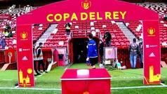 Copa del Rey (1/16 final): Resumen y goles del Sporting 0-2 Betis