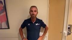 Alejandro Valverde: ?Las senaciones son mejores que en Burgos?