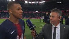 """Mbappé: """"Me quedó en el PSG y veré los partidos del Madrid de Zidane como admirador"""""""