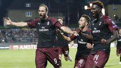 Europa League (J1): Resumen y goles del Dudelange 0-1 AC Milan
