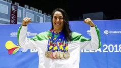 """Liliana Ibáñez: """"Hay que aceptar que dependemos de los entrenadores estadounidenses"""""""