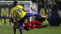 LaLiga 123 (J10): Resumen y goles del Cádiz 0-0 Sporting