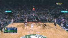 Bucks 95-105 Warriors