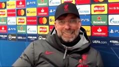 """Klopp siempre sorprende, su última comparación: """"el fútbol es como..."""""""