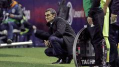 """Valverde: """"Teníamos marcado este partido por lo que pasó el año pasado"""""""