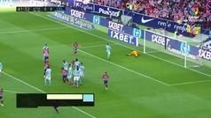 Gol de Oro (J32). Gol de Griezmann (1-0) en el Atlético 2-0 Celta