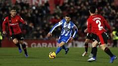 LaLiga 123 (J21): Resumen y goles del Mallorca 1-0 Deportivo