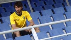 """Granero, en MARCA: """"El Real Madrid es mi casa y si se me olvida, allí me lo recuerdan"""""""