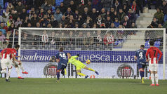 LaLiga (J24): Resumen y gol del Huesca 0-1 Athletic